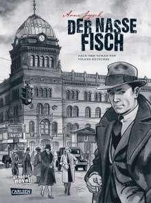 Arne Jysch: Der nasse Fisch (erweiterte Neuausgabe), Buch