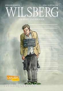 Jürgen Kehrer: Wilsberg - Um Kopf und Kragen, Buch