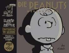 Charles M. Schulz: Peanuts Werkausgabe 20. 1989-1990, Buch