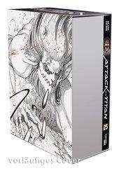 Hajime Isayama: Attack on Titan 25 im Sammelschuber mit Extra, Buch