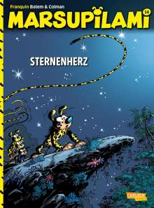 André Franquin: Marsupilami 14: Sternenherz, Buch