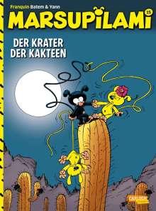 André Franquin: Der Krater der Kakteen, Buch