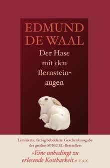 Edmund De Waal: Der Hase mit den Bernsteinaugen, Buch