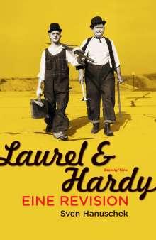 Sven Hanuschek: Laurel und Hardy, Buch