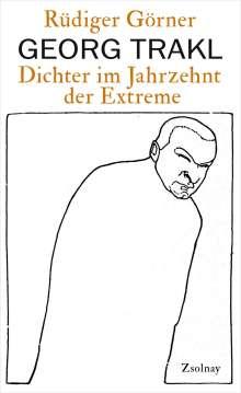 Rüdiger Görner: Georg Trakl, Buch