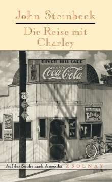 John Steinbeck: Die Reise mit Charley, Buch