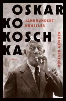 Rüdiger Görner: Oskar Kokoschka, Buch