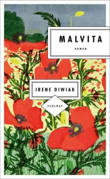 Irene Diwiak: Malvita, Buch