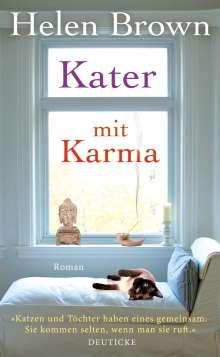 Helen Brown: Kater mit Karma, Buch
