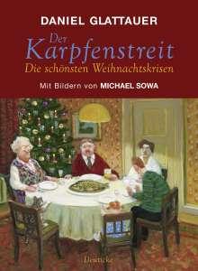 Daniel Glattauer: Der Karpfenstreit oder Die schönsten Weihnachtskrisen, Buch