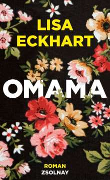 Lisa Eckhart: Omama, Buch