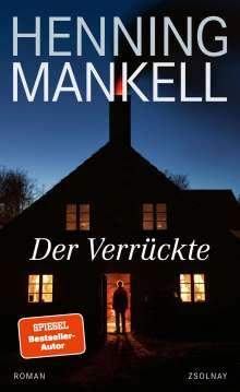 Henning Mankell (1948-2015): Der Verrückte, Buch