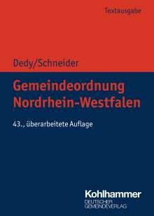 Gemeindeordnung Nordrhein-Westfalen, Buch
