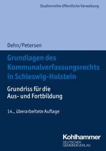 Björn Petersen: Grundlagen des Kommunalverfassungsrechts in Schleswig-Holstein, Buch