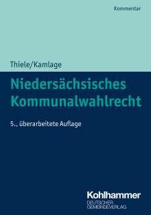 Robert Thiele: Niedersächsisches Kommunalwahlrecht, Buch