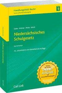 Dieter Galas: Niedersächsisches Schulgesetz, Buch