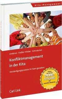 Joachim Armbrust: Konfliktmanagement in der Kita, Buch