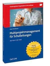 Peter Pürckhauer: Multiprojektmanagement für Schulleitungen, Buch
