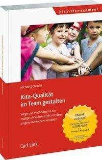 Michael Schrader: Kita-Qualität im Team entwickeln, Buch