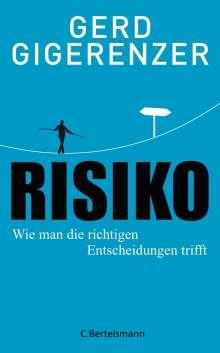 Gerd Gigerenzer: Risiko, Buch
