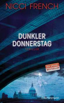 Nicci French: Dunkler Donnerstag, Buch