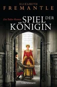 Elizabeth Fremantle: Spiel der Königin, Buch
