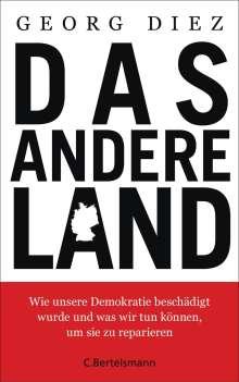 Georg Diez: Das andere Land, Buch