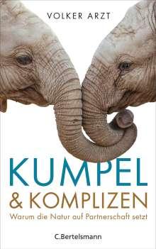 Volker Arzt: Kumpel und Komplizen, Buch