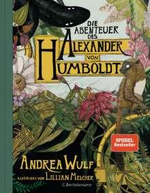 Andrea Wulf: Die Abenteuer des Alexander von Humboldt, Buch