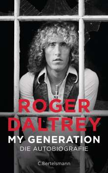 Roger Daltrey: My Generation, Buch