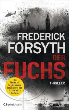 Frederick Forsyth: Der Fuchs, Buch