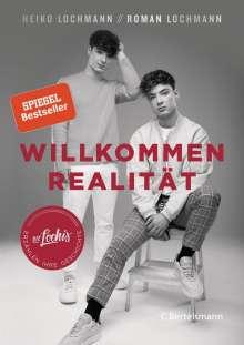 Roman Lochmann: Willkommen Realität, Buch