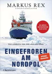 Markus Rex: Eingefroren am Nordpol, Buch