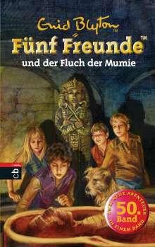 Enid Blyton: Fünf Freunde 50. Fünf Freunde und der Fluch der Mumie, Buch