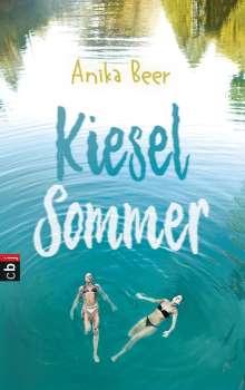 Anika Beer: Kieselsommer, Buch