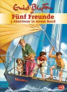 Enid Blyton: Fünf Freunde. Sammelband 02, Buch