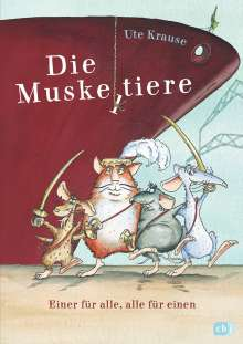 Ute Krause: Die Muskeltiere, Buch