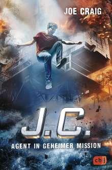 Joe Craig: J.C. - Agent in geheimer Mission, Buch