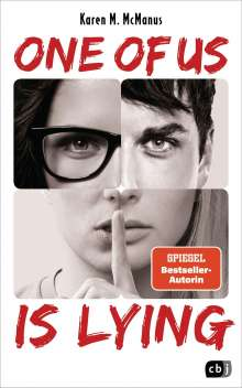 Karen M. McManus: One Of Us Is Lying, Buch