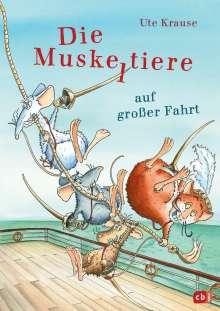 Ute Krause: Die Muskeltiere auf großer Fahrt, Buch