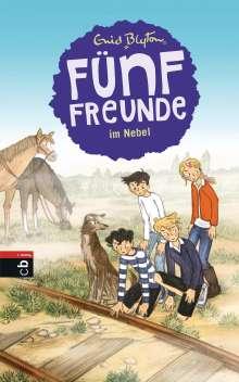 Enid Blyton: Fünf Freunde im Nebel, Buch