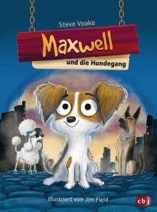 Steve Voake: Maxwell und die Hundegang, Buch