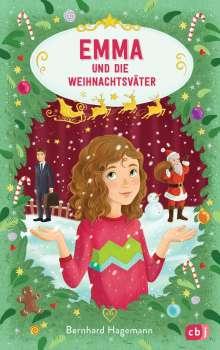 Bernhard Hagemann: Emma und die Weihnachtsväter, Buch
