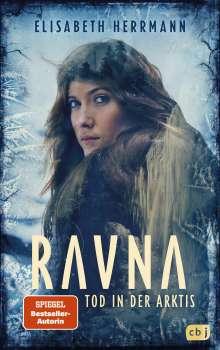Elisabeth Herrmann: RAVNA - Tod in der Arktis, Buch