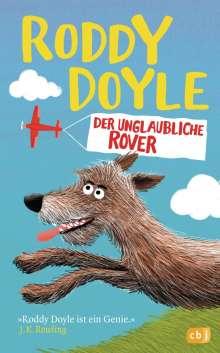 Roddy Doyle: Der unglaubliche Rover, Buch