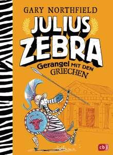 Gary Northfield: Julius Zebra - Gerangel mit den Griechen, Buch