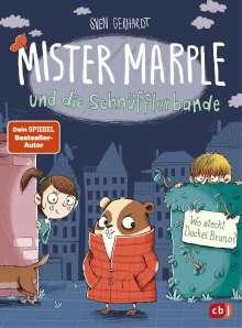 Sven Gerhardt: Mister Marple und die Schnüfflerbande - Wo steckt Dackel Bruno?, Buch