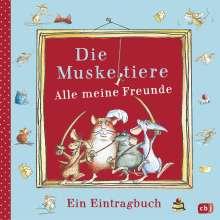 Ute Krause: Die Muskeltiere - Alle meine Freunde, Buch