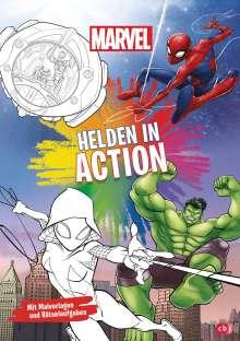 Jill Sherwin: Marvel Helden in Action, Buch