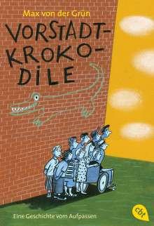 Max von der Grün: Vorstadtkrokodile, Buch